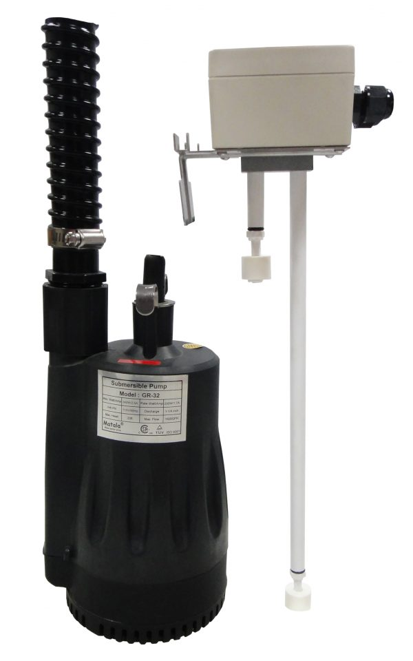Matala Aqua2use Pump Pack including GR32 Pump, EPC Controller, 32mm Hose & Stainless Steel Clamps