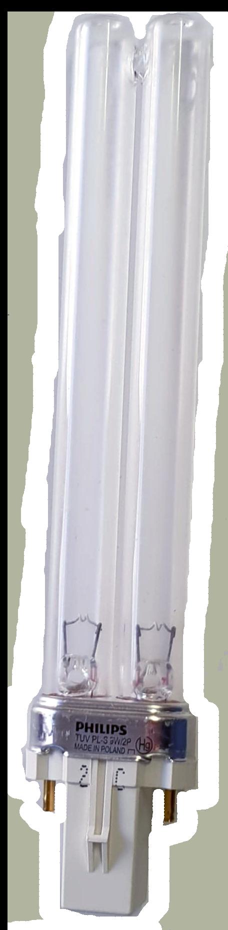 Phillips 9w UV bulb suitable for ultra violet clarifiers