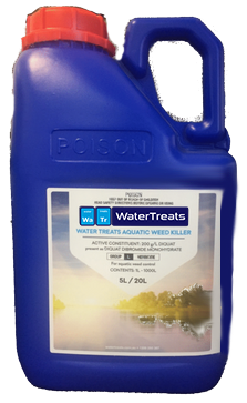 Aquatic Weed Killer - Eliminate aquatic weeds