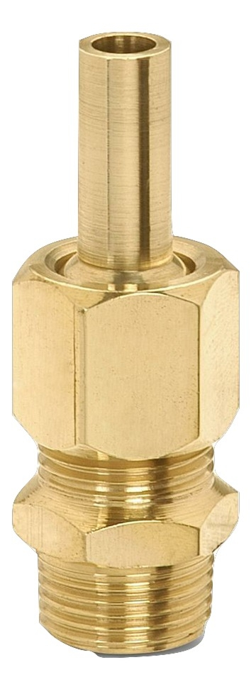 """1/2"""" Komet Fountain Nozzle Clearwater Lakes and Ponds"""