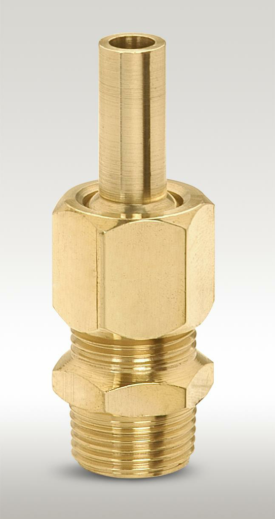 "1/2"" Komet Fountain Nozzle Clearwater Lakes and Ponds"