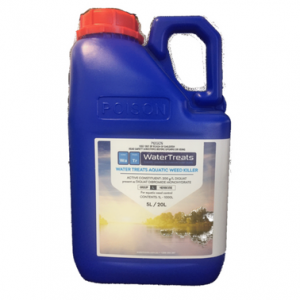 Aquatic Weed Killer - Registered Aquatic Herbicide for the removal of submerged, emergent and floating aquatic weeds