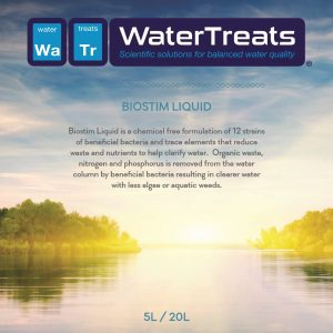 Biostim Liquid Clearwater Lakes and Ponds