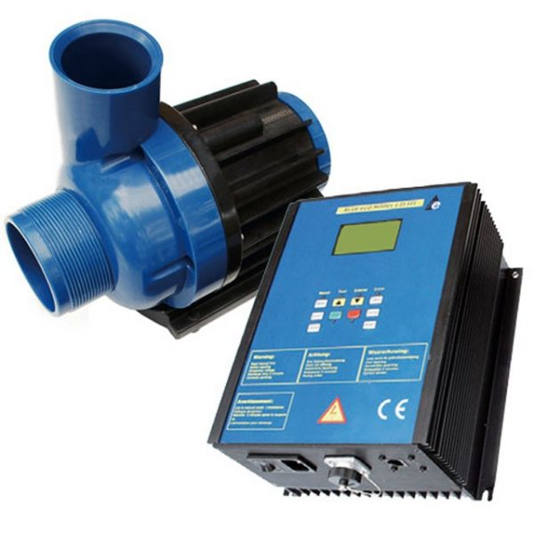 Blue Eco 900w 4 Flow Pond Pump with Intelligent Controller