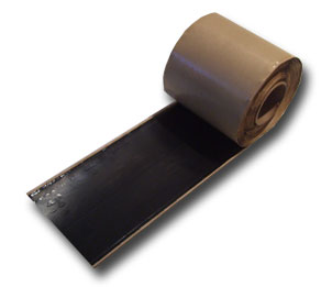 "Pond Liner Seam Tape Butyl 3""x25' Clearwater Lakes and Ponds"