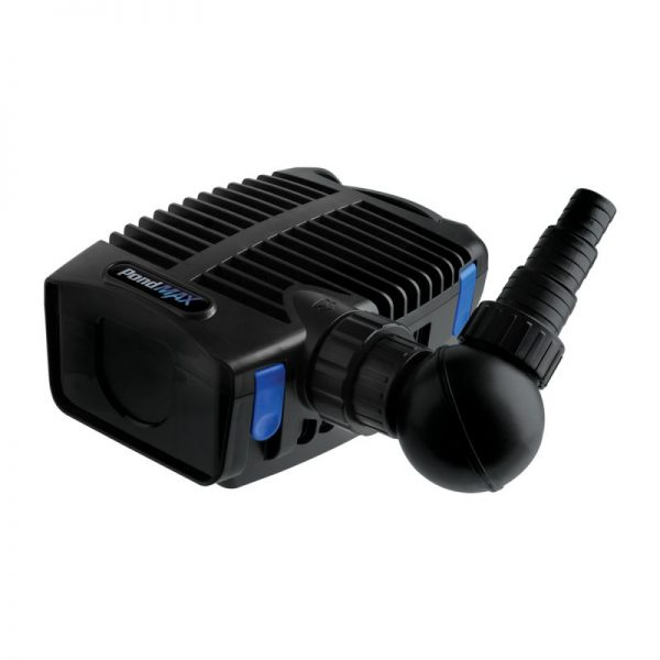 PondMAX Filtration/Waterfall Submersible Pond Pump 12500