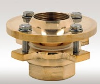 Ball Joint For Pond And Dam Fountains