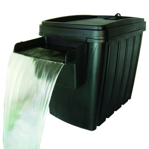 Matala Biosteps 10 Biological Pond Filter with Waterfall Attachment for boosting aeration and aesthetics