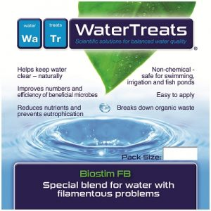 Biostim FB Clearwater Lakes and Ponds