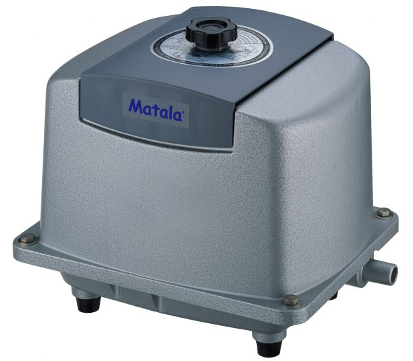 Hakko 120 Litre Per Minute Air Pump Clearwater Lakes and Ponds