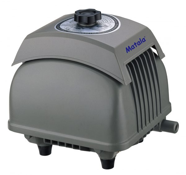Hakko 60 Litre Per Minute Air Pump Clearwater Lakes and Ponds
