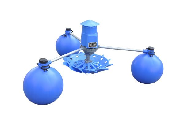 Impeller Single Phase Aerator Clearwater Lakes and Ponds