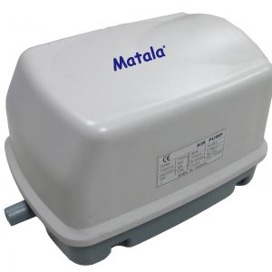 Matala Hakko 25LP Linear Diaphragm Air Pump Clearwater Lakes and Ponds