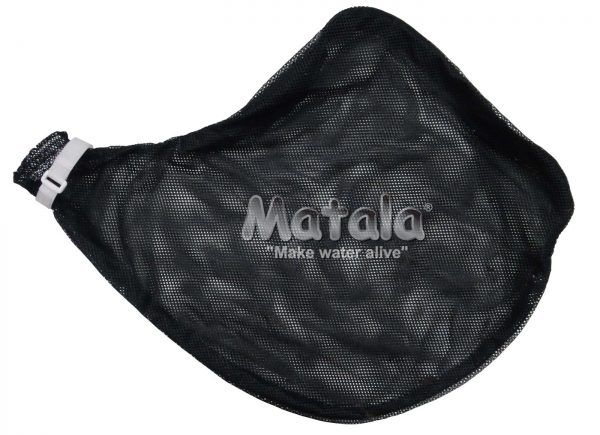 Matala Power-Cyclone Pond Vacuum Replacement Net Bag Clearwater Lakes and Ponds