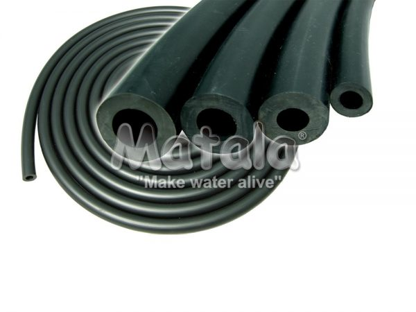 """Matala Self Weighted Air Hose 1/2"""" Per Meter Clearwater Lakes and Ponds"""