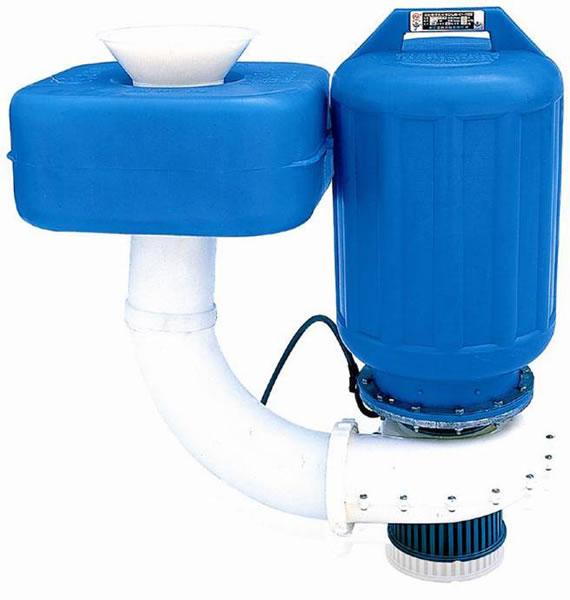 Spraying Aerator 1100w Three Phase