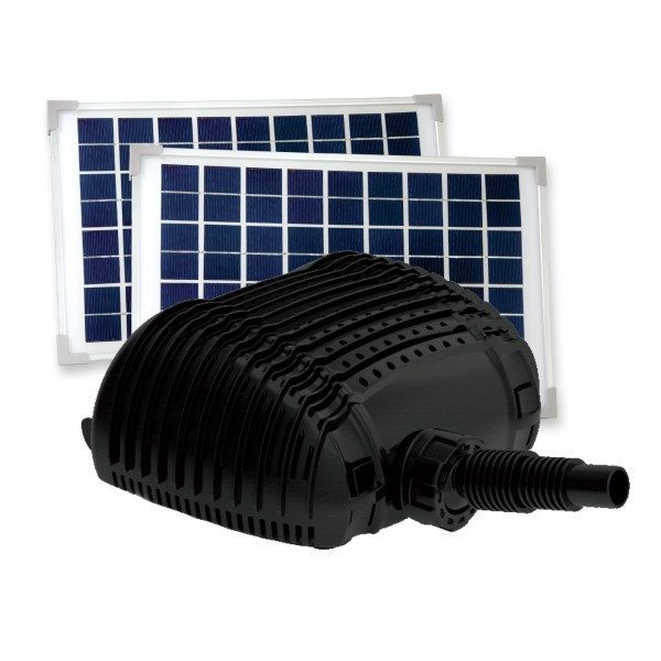PondMax PS3500 Solar pump and Panel