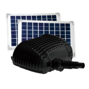 PondMax PS3500 Solar pump and Panel