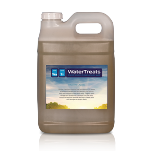 Biostim Liquid - biological treatment for cleaning and clearing water