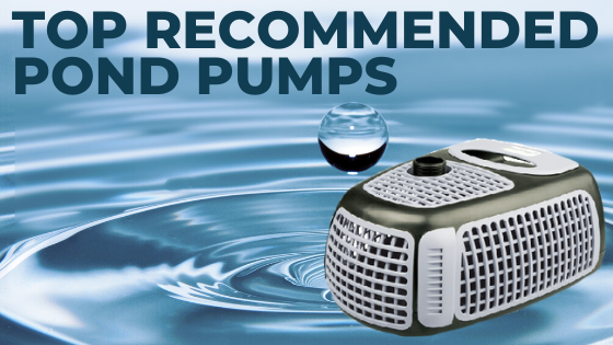 TOP RECOMMENDED POND PUMPS - Messner Eco X2 Water Pumps
